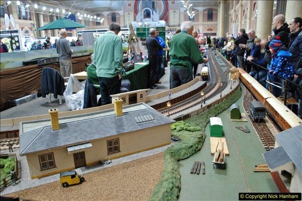 2018-01-21 London Model Engineering Exhibition, Alexandra Palace, London.  (56)056