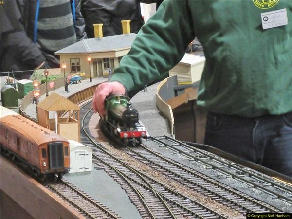 2018-01-21 London Model Engineering Exhibition, Alexandra Palace, London.  (60)060