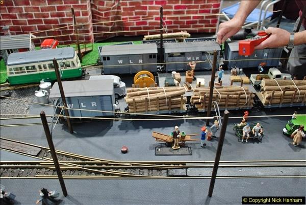 2018-01-21 London Model Engineering Exhibition, Alexandra Palace, London.  (65)065