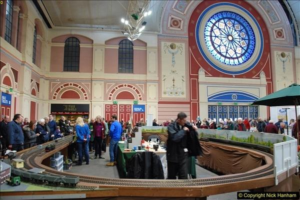 2018-01-21 London Model Engineering Exhibition, Alexandra Palace, London.  (70)070