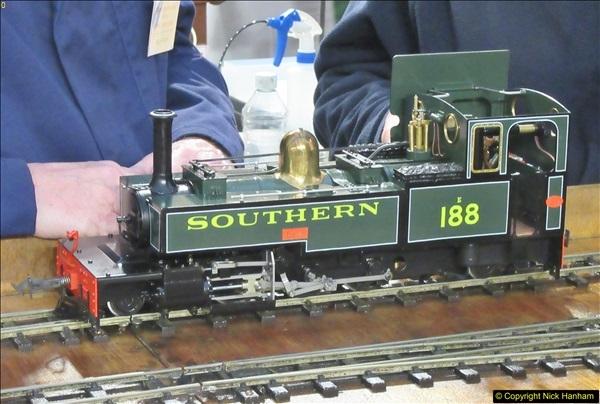 2018-01-21 London Model Engineering Exhibition, Alexandra Palace, London.  (72)072