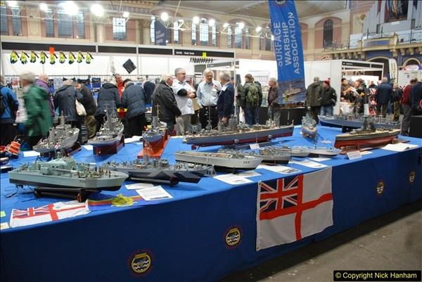 2018-01-21 London Model Engineering Exhibition, Alexandra Palace, London.  (75)075
