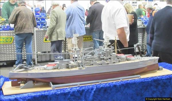 2018-01-21 London Model Engineering Exhibition, Alexandra Palace, London.  (77)077