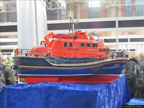 2018-01-21 London Model Engineering Exhibition, Alexandra Palace, London.  (81)081
