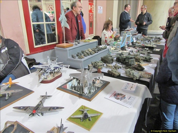 2018-01-21 London Model Engineering Exhibition, Alexandra Palace, London.  (85)085