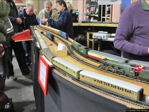 2018-01-21 London Model Engineering Exhibition, Alexandra Palace, London.  (90)090