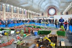 2018-01-21 London Model Engineering Exhibition, Alexandra Palace, London.  (112)112