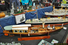 2018-01-21 London Model Engineering Exhibition, Alexandra Palace, London.  (130)130