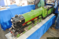2018-01-21 London Model Engineering Exhibition, Alexandra Palace, London.  (146)146