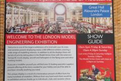 2018-01-21 London Model Engineering Exhibition, Alexandra Palace, London.  (29)029