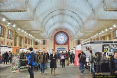 2018-01-21 London Model Engineering Exhibition, Alexandra Palace, London.  (303)303