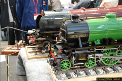 2018-01-21 London Model Engineering Exhibition, Alexandra Palace, London.  (43)043