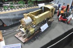 2018-01-21 London Model Engineering Exhibition, Alexandra Palace, London.  (45)045