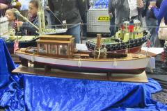 2018-01-21 London Model Engineering Exhibition, Alexandra Palace, London.  (83)083