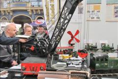 2018-01-21 London Model Engineering Exhibition, Alexandra Palace, London.  (96)096