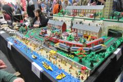 2018-01-21 London Model Engineering Exhibition, Alexandra Palace, London.  (99)099