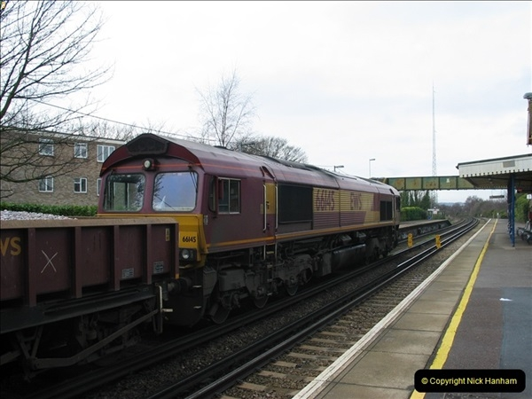 2000 to 2009 Local Rail. Bournemouth to Poole. Dorset (269)269