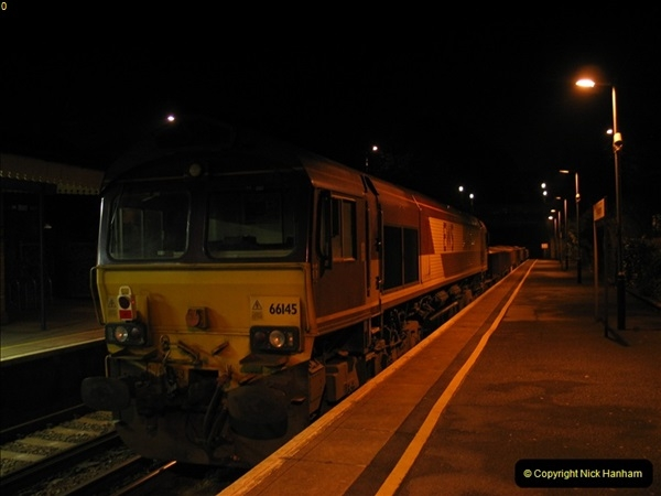 2000 to 2009 Local Rail. Bournemouth to Poole. Dorset (274)274