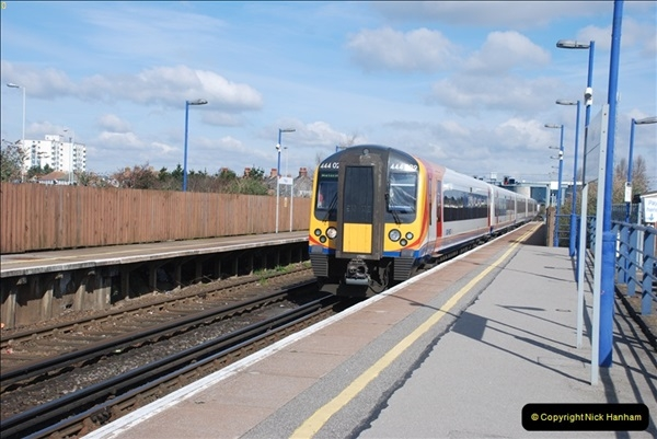 2000 to 2009 Local Rail. Bournemouth to Poole. Dorset (353)353
