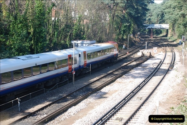 2000 to 2009 Local Rail. Bournemouth to Poole. Dorset (64)064
