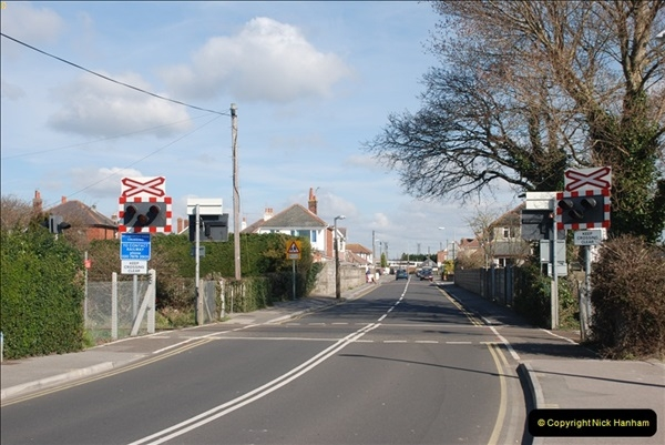 2000 to 2009 Local Rail. Poole to Hamworthy. Dorset (146)546
