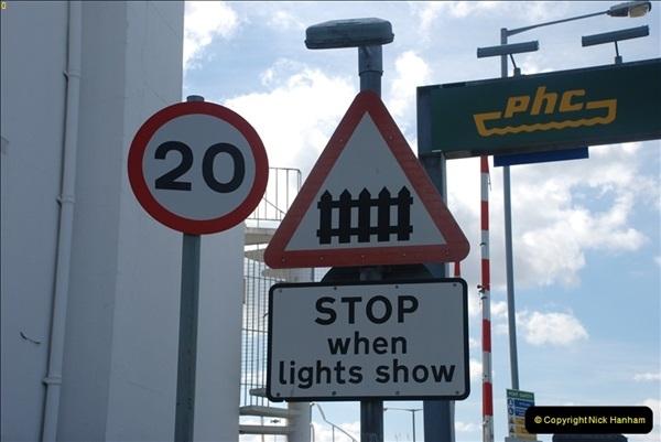 2000 to 2009 Local Rail. Poole to Hamworthy. Dorset (159)559