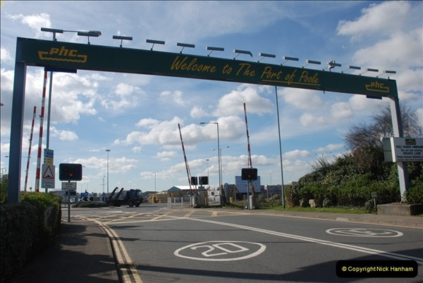 2000 to 2009 Local Rail. Poole to Hamworthy. Dorset (160)560