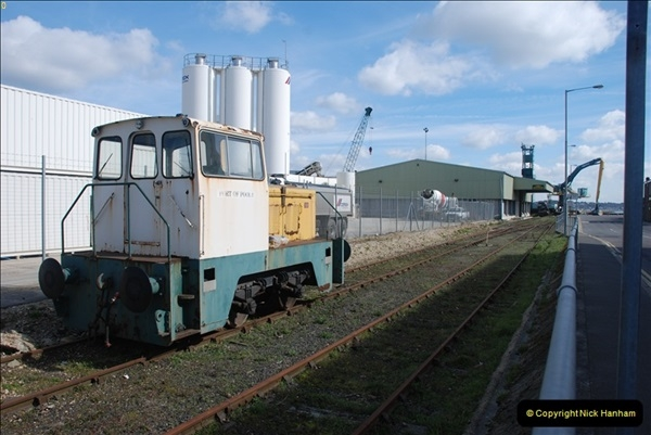 2000 to 2009 Local Rail. Poole to Hamworthy. Dorset (163)563