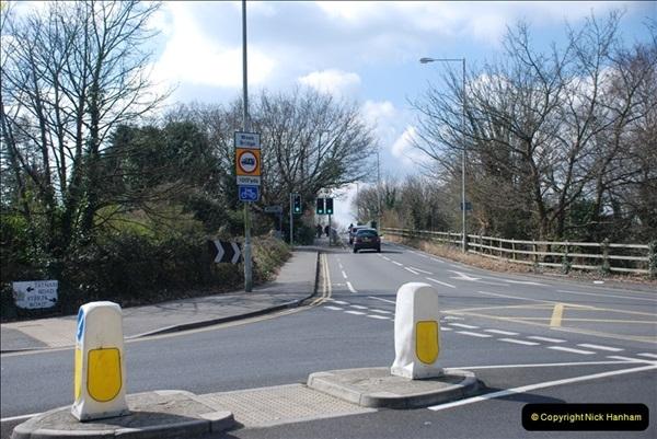 2000 to 2009 Local Rail. Poole to Hamworthy. Dorset (28)428