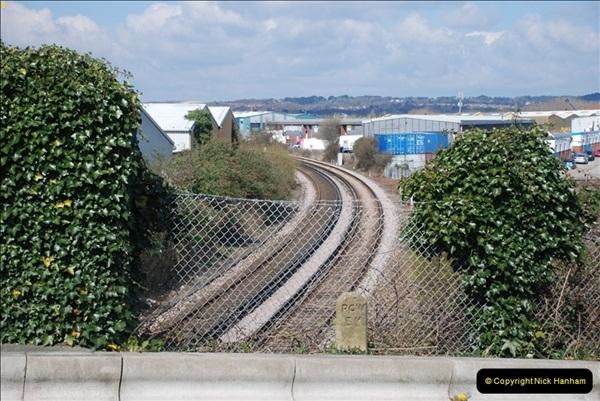 2000 to 2009 Local Rail. Poole to Hamworthy. Dorset (31)431