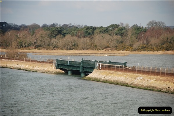 2000 to 2009 Local Rail. Poole to Hamworthy. Dorset (48)448