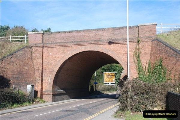 2000 to 2009 Local Rail. Poole to Hamworthy. Dorset (58)458