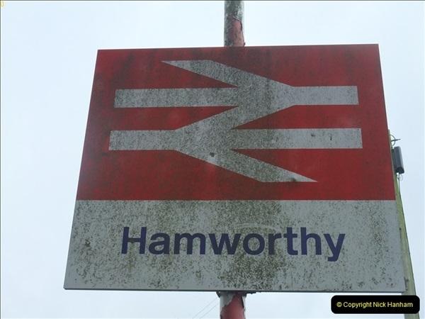 2000 to 2009 Local Rail. Poole to Hamworthy. Dorset (64)464