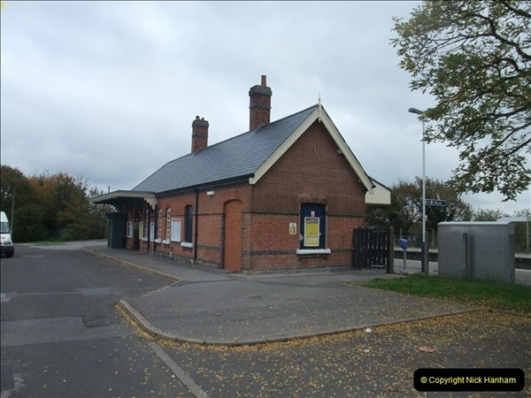 2000 to 2009 Local Rail. Poole to Hamworthy. Dorset (65)465