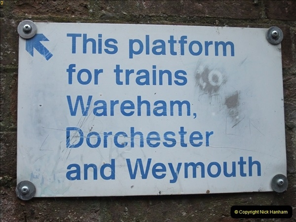 2000 to 2009 Local Rail. Poole to Hamworthy. Dorset (71)471