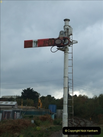 2000 to 2009 Local Rail. Poole to Hamworthy. Dorset (76)476