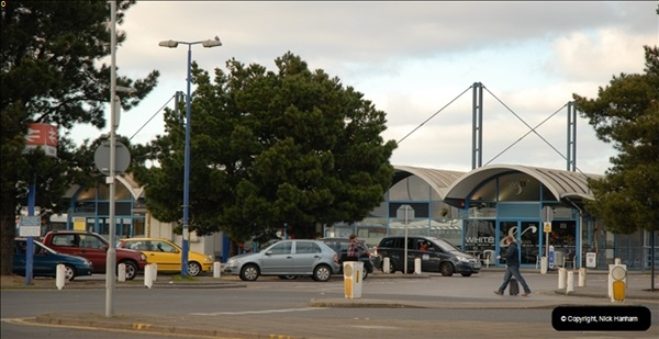 2012-2-25 Poole Station.  (1)574