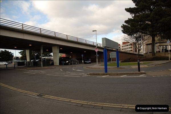 2012-2-25 Poole Station.  (2)575