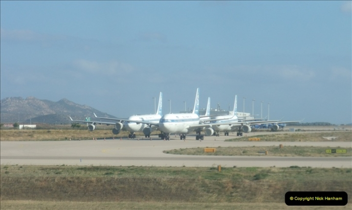 2011-10-31 London Gatwick to Athens, Greece.  (8)