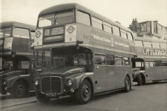 London Buses 1963 to 2007