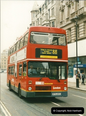 London Buses 1963 to 2007.  (175) 175