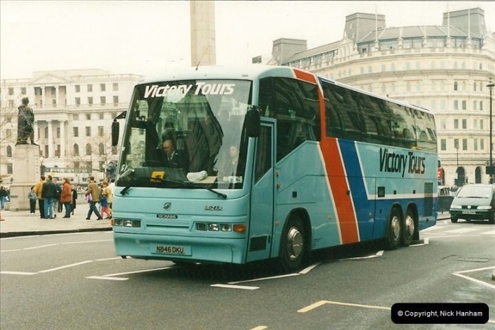 London Buses 1963 to 2007.  (204) 204
