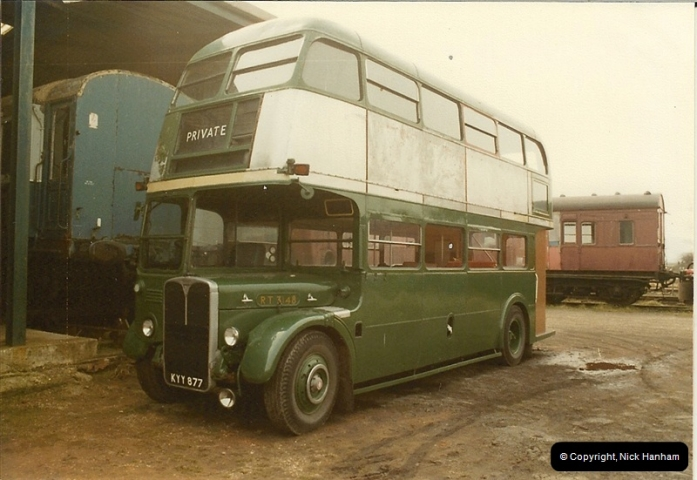 London Buses 1963 to 2007.  (21) 021