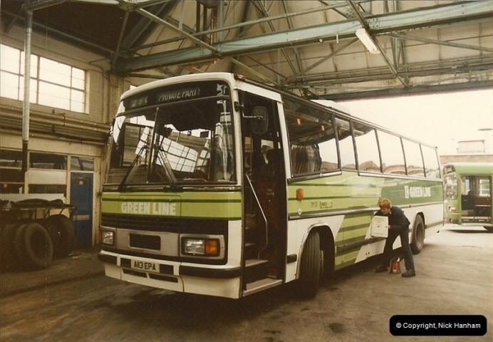 London Buses 1963 to 2007.  (23) 023
