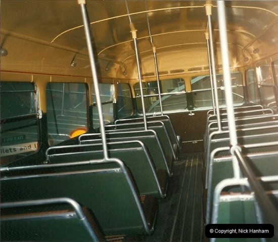 London Buses 1963 to 2007.  (232) 232