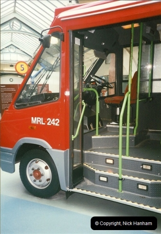 London Buses 1963 to 2007.  (235) 235