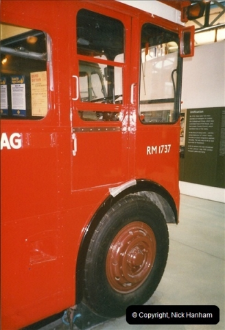 London Buses 1963 to 2007.  (238) 238