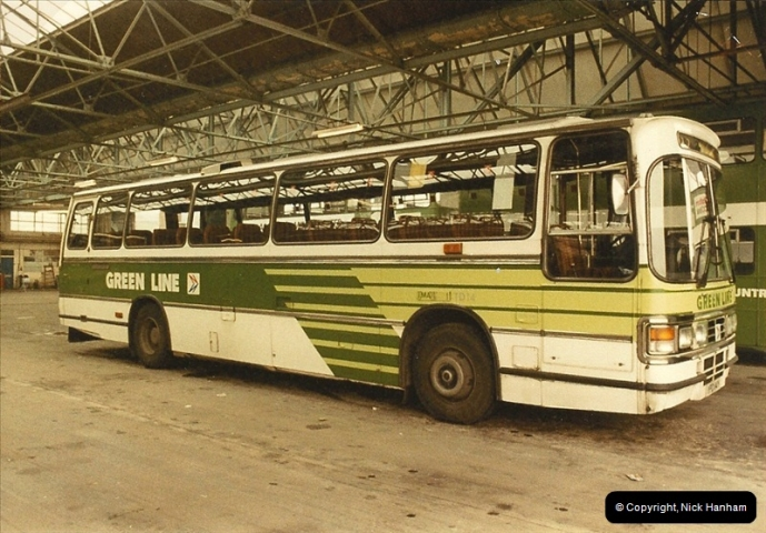 London Buses 1963 to 2007.  (25) 025