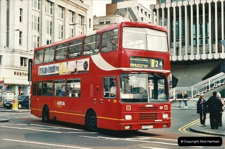 London Buses 1963 to 2007.  (329) 329