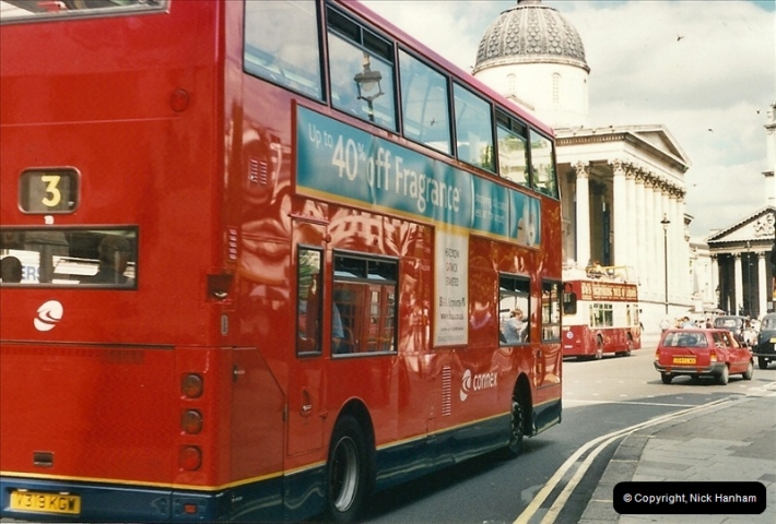 London Buses 1963 to 2007.  (440) 440